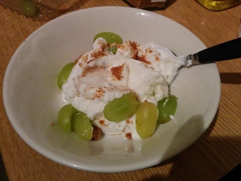 Greek Yogurt Pudding