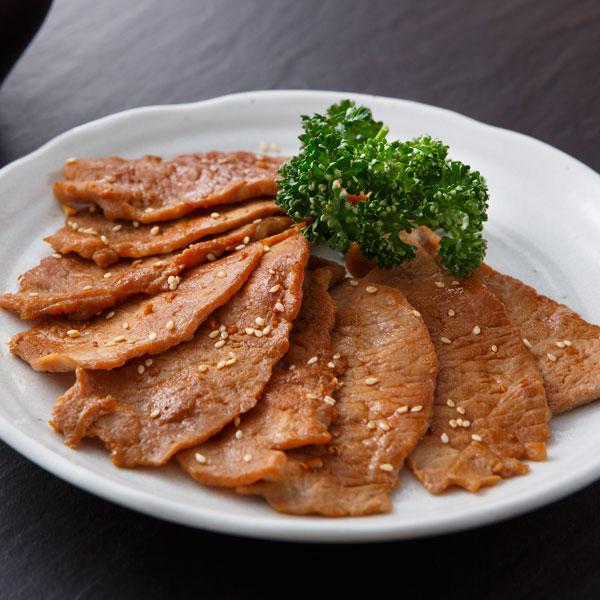 醬烤豬肉片(免用油)