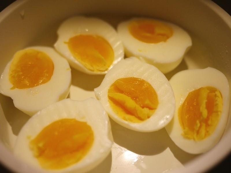 人人有溏心蛋吃