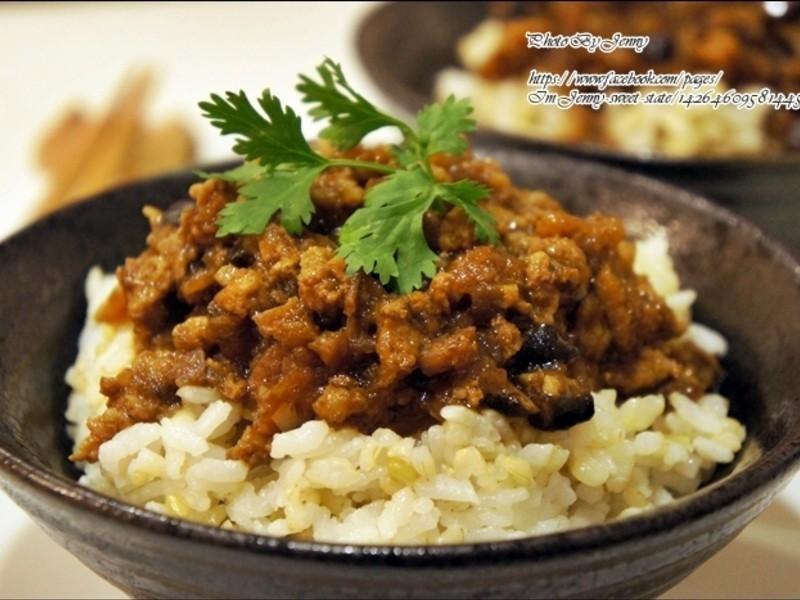 傳統香菇肉燥飯