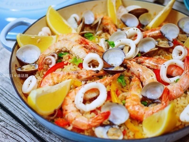 西班牙海鮮飯 Paella