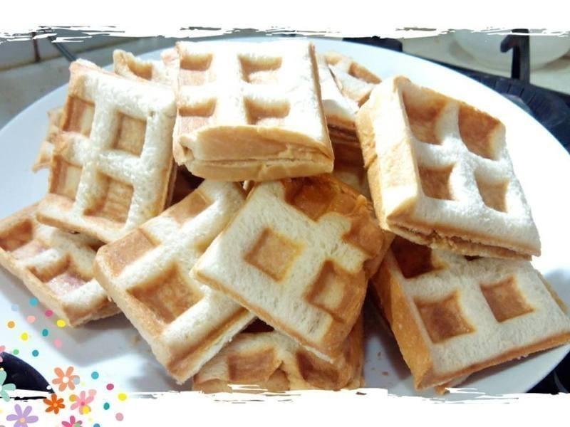 好吃簡單的鬆餅機壓吐司【烘焙展食譜募集】