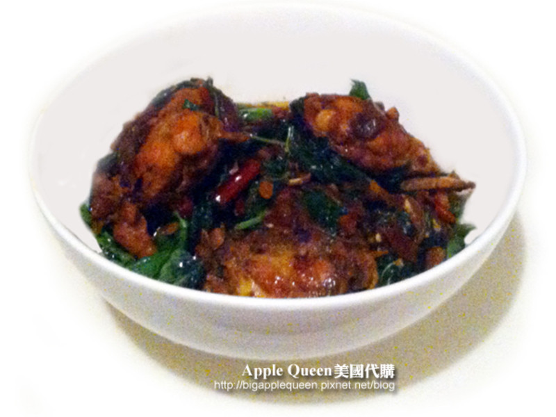 塔香雞~Chicken Basil