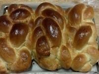辮子麵包【烘焙展食譜募集】