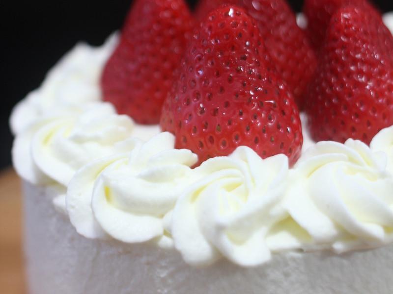 日式草莓蛋糕