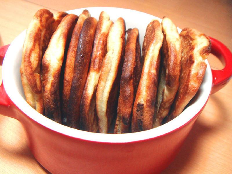 香蕉烤餅【烘焙展食譜募集】
