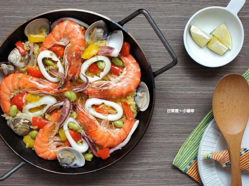 西班牙海鮮飯(電鍋版)