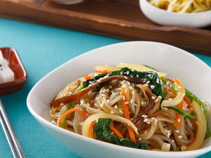 雜菜(韓式拌冬粉)