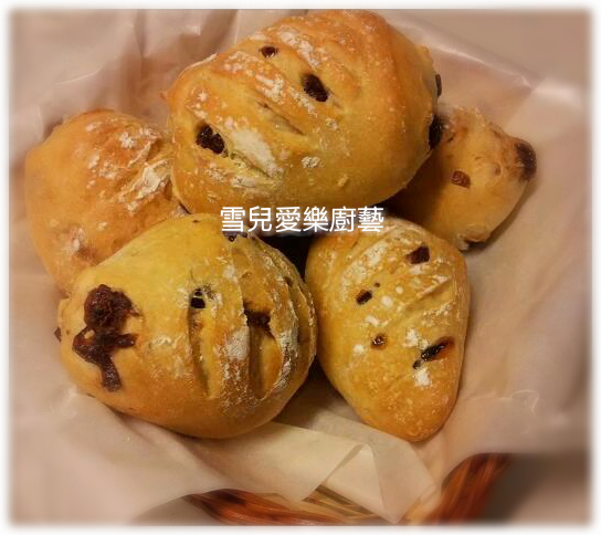 蔓越莓優格麵包【烘焙展食譜募集】