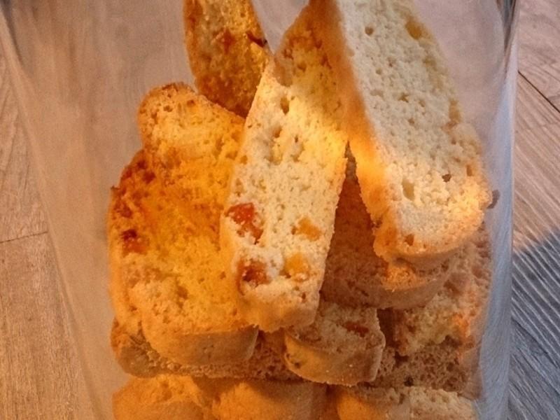 Biscotti - 義大利杏桃脆餅