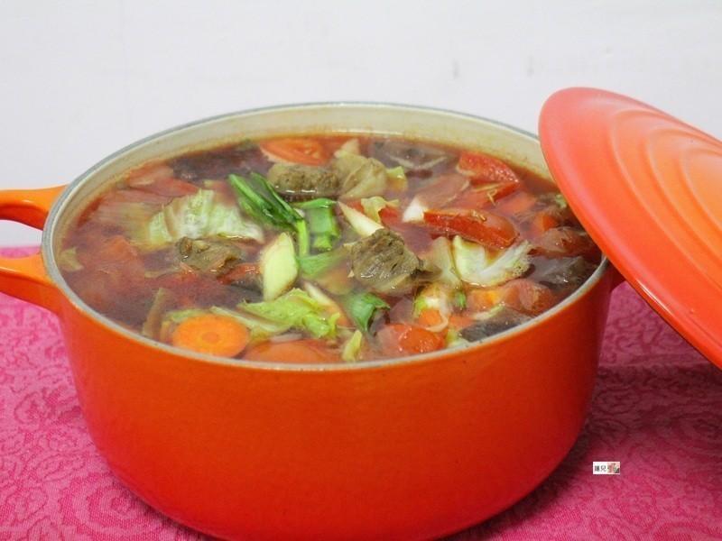 最愛的羅宋湯&素食版
