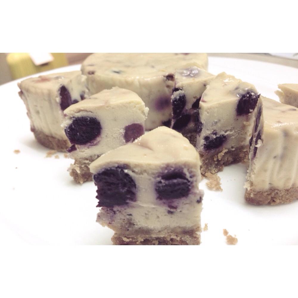 KELLY MADE.重乳酪藍莓起司蛋糕