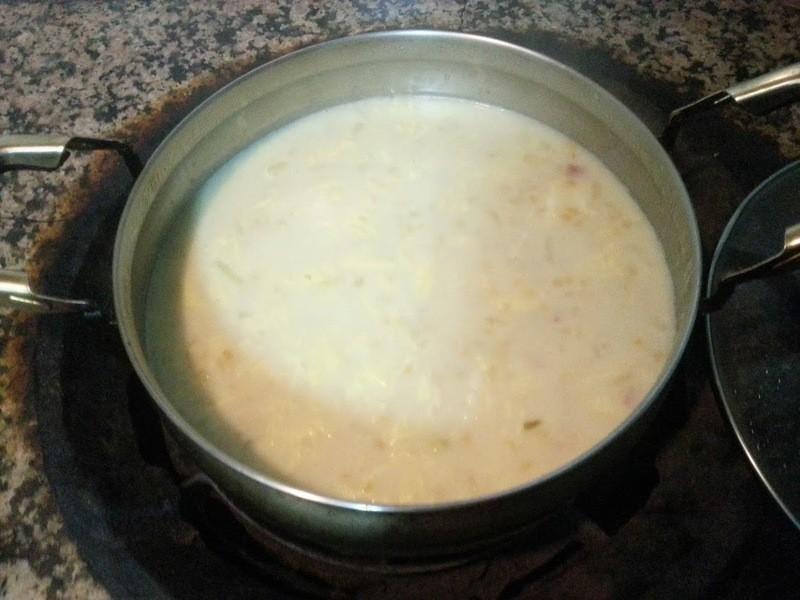 [私の房]濃濃牛奶玉米濃湯