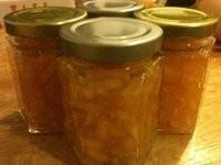 桂花蘋果果醬