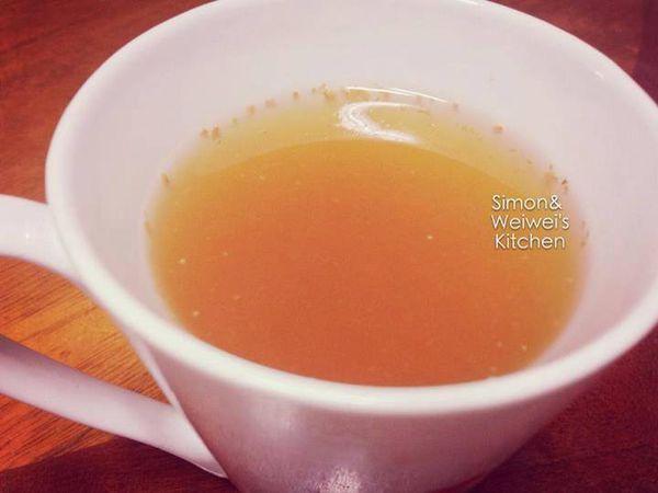 消腫秘方-紅棗薑汁 Red Date and Ginger Juice