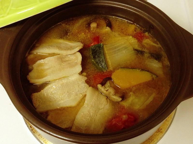 辣味增小火鍋