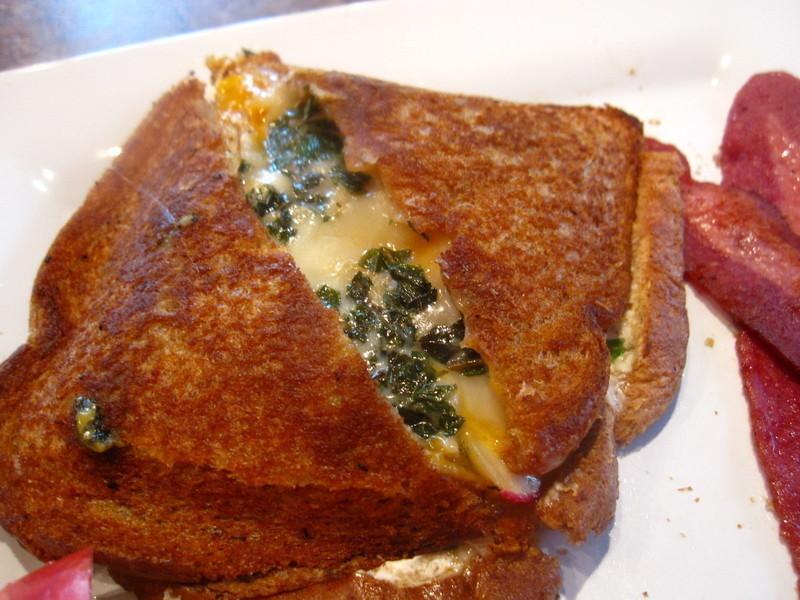 烤起司三明治(Grill Cheese)