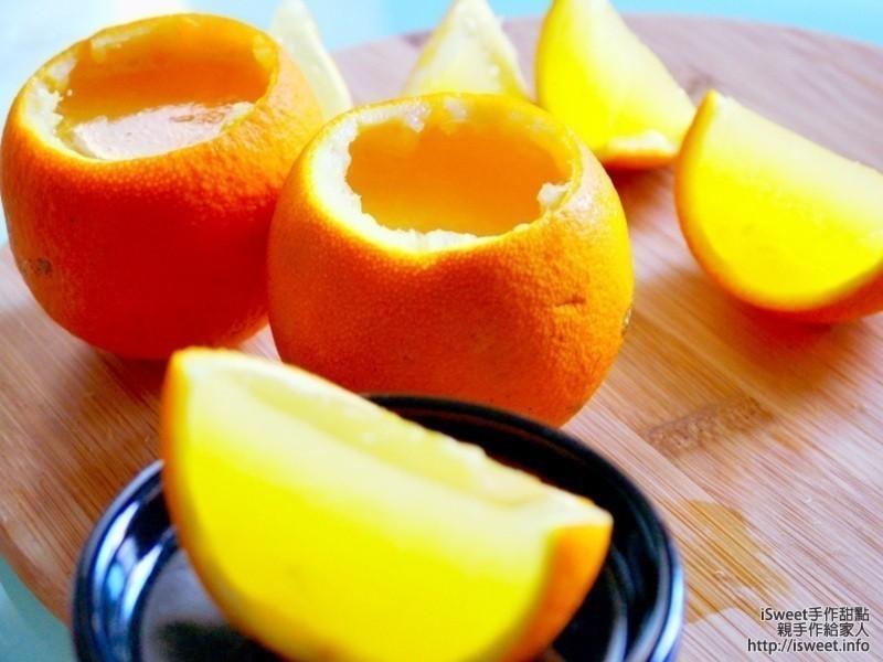 維他命C柳橙凍