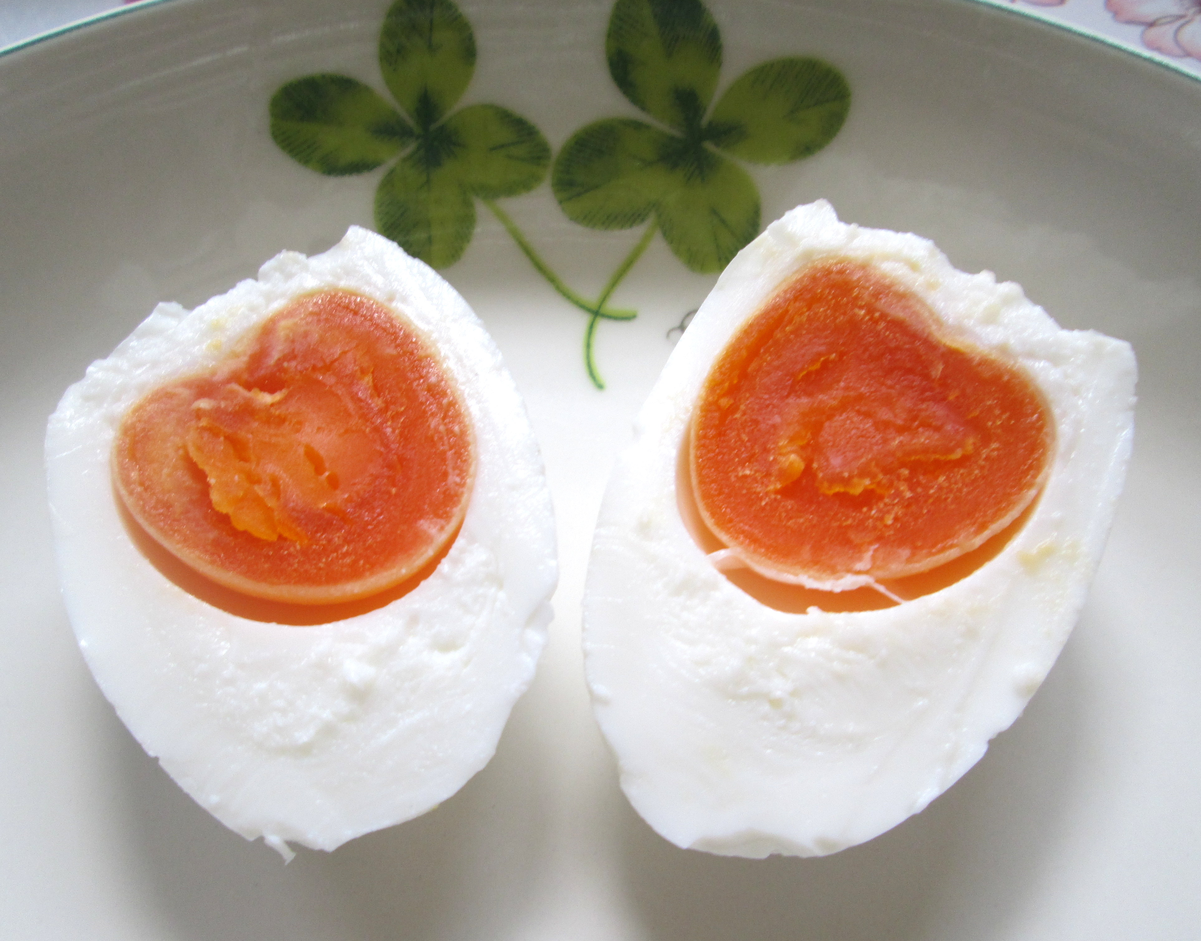 自製五香鹹鴨蛋