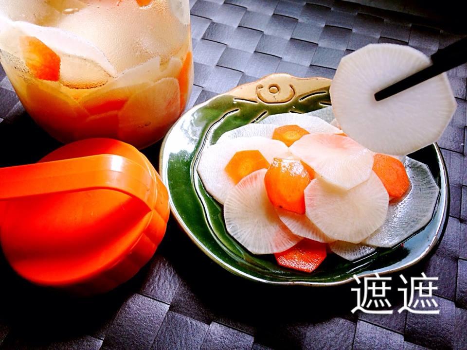 【初戀感●白蘿蔔泡菜】