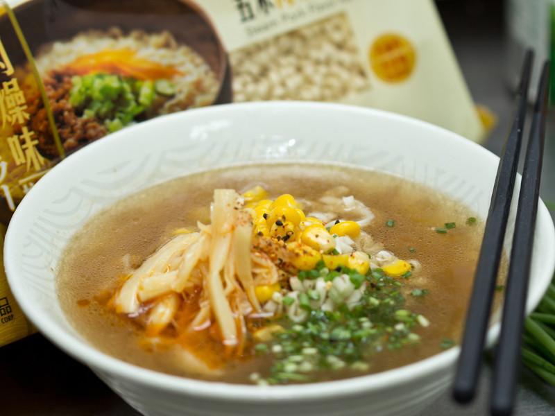 日式和風醬油拉麵【五木拉麵】
