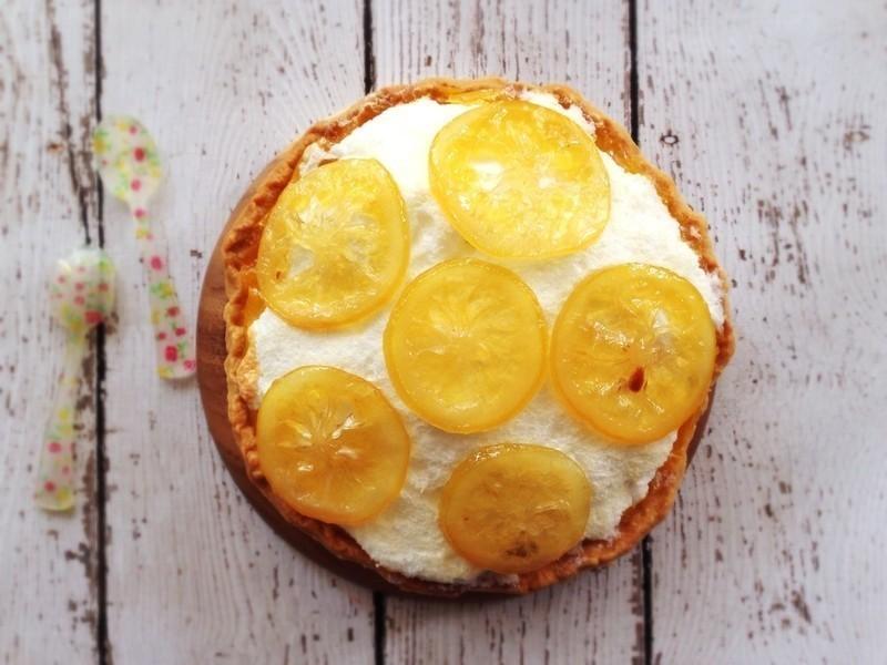 檸檬蛋白霜派 Lemon Meringue Pie