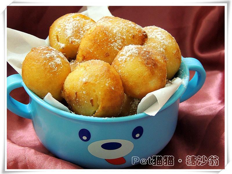 糖沙翁·Sugar Puff Doughnuts