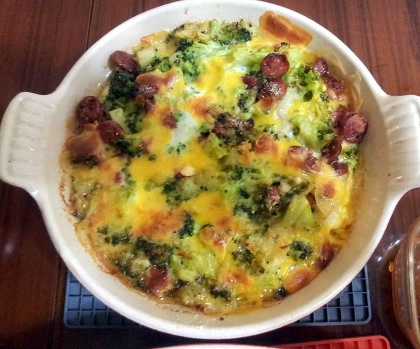 (烤箱版)西班牙烘蛋
