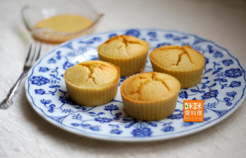 Mimi♥豆渣蛋糕(無泡打粉、奶油)