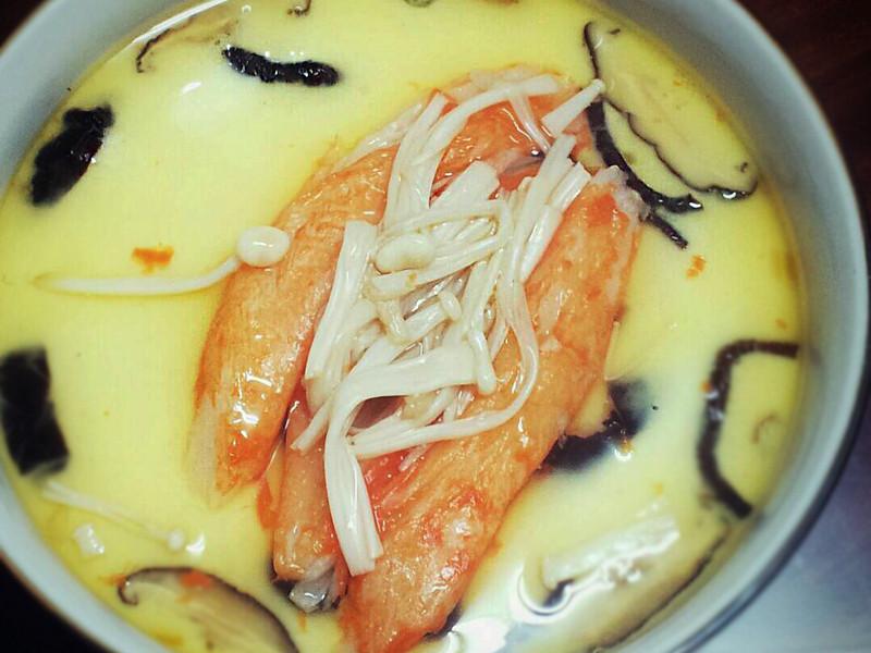 柴魚風味日式茶碗蒸