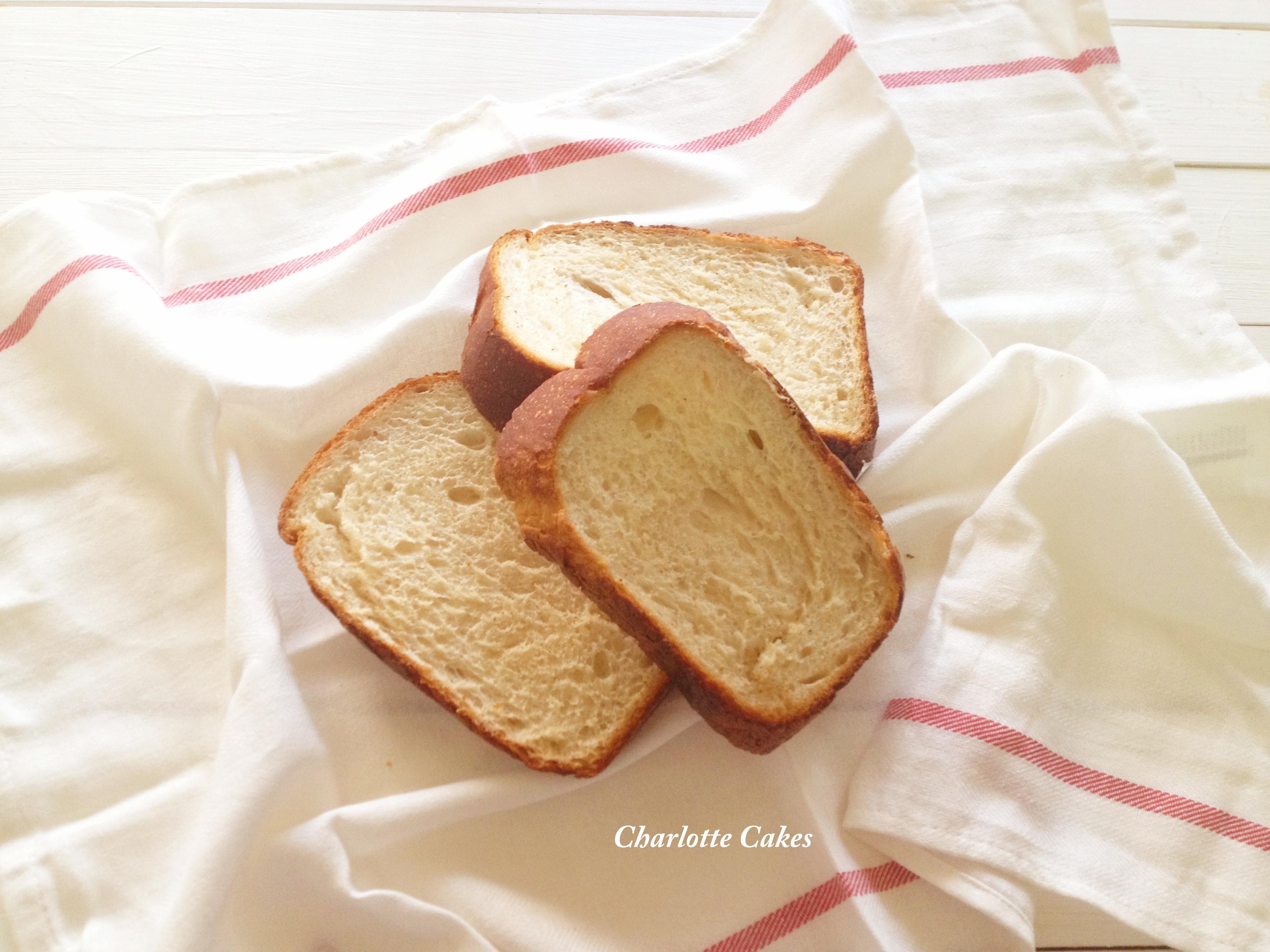 蜂蜜法國麵包[Panasonic製麵包機]