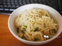 茶籽油麵線