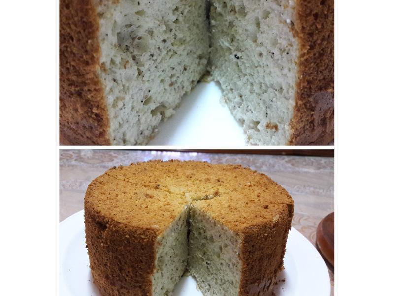 桂格黑十穀蛋糕