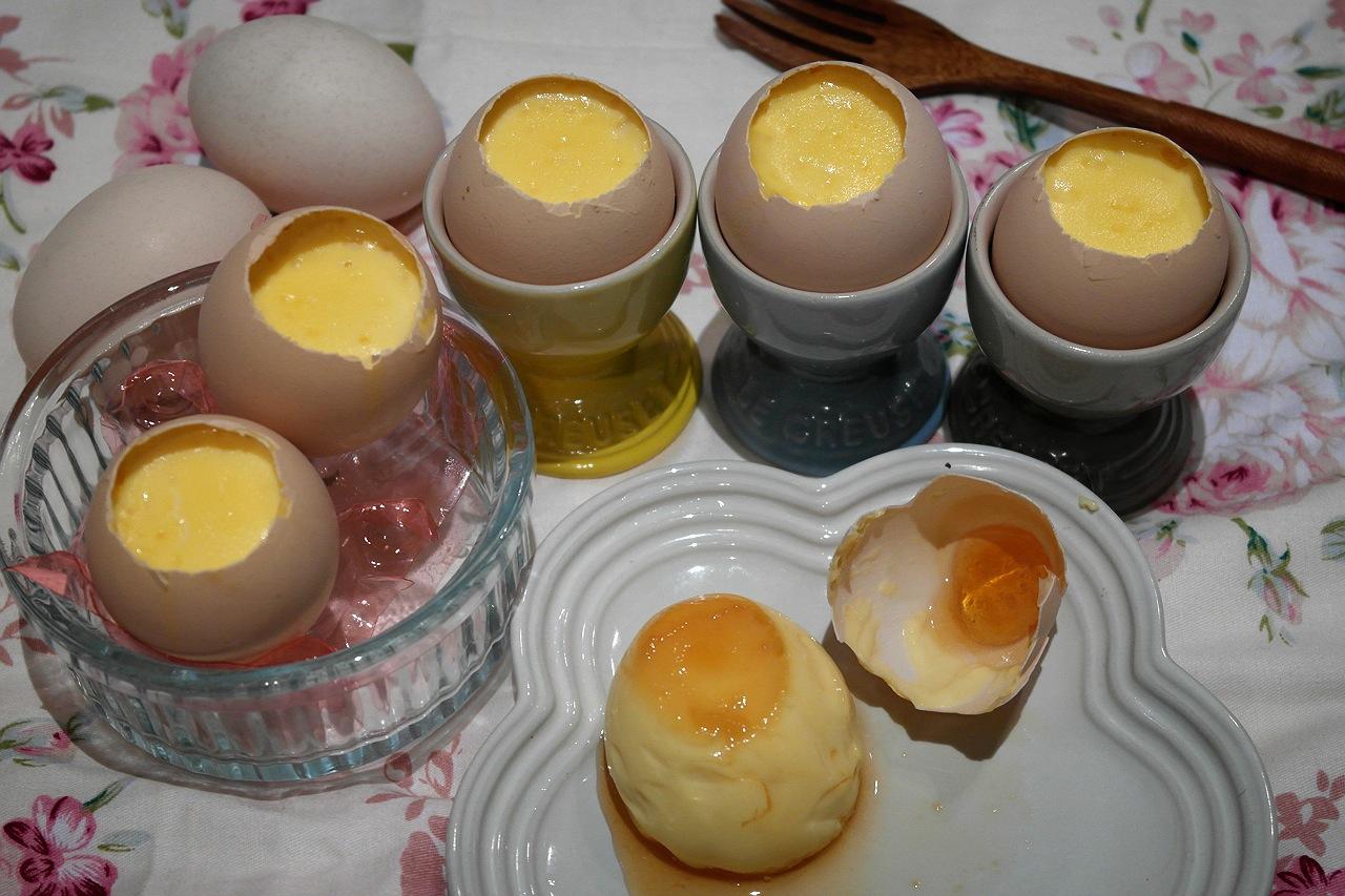 焦糖蛋殼布丁