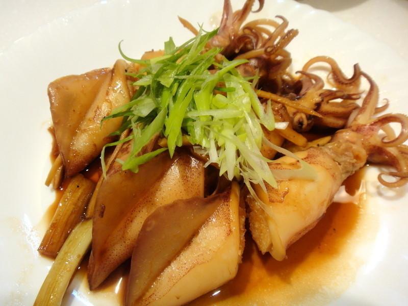 薑燒豆油小卷