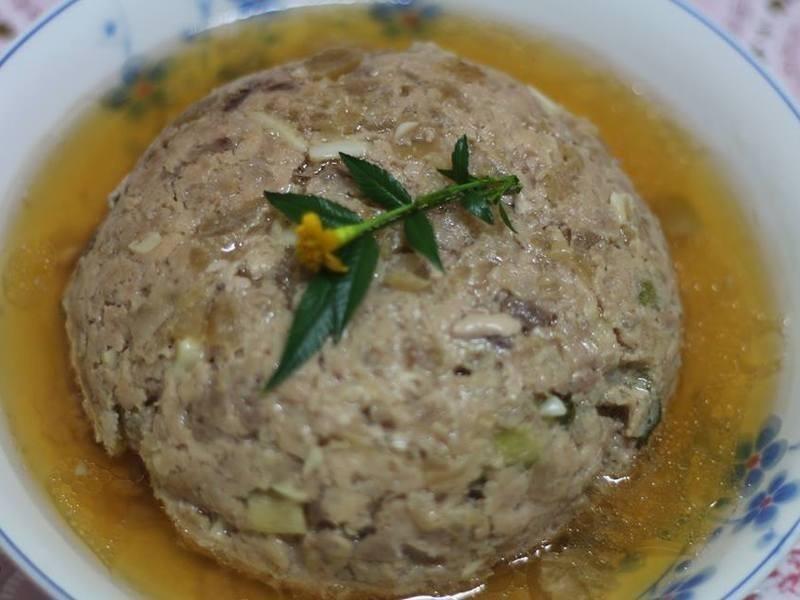 (古早味)鹹冬瓜蒸肉
