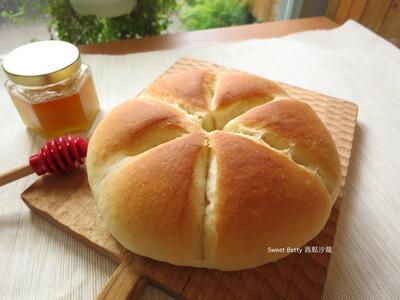 蜂蜜優格麵包