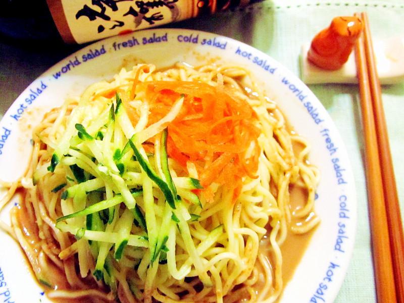 台式麻醬涼麵
