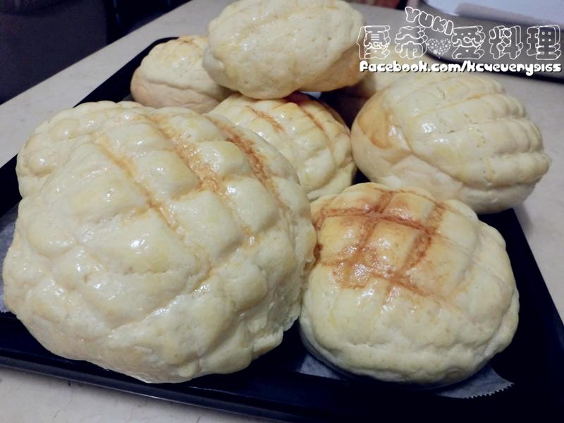波蘿麵包♥