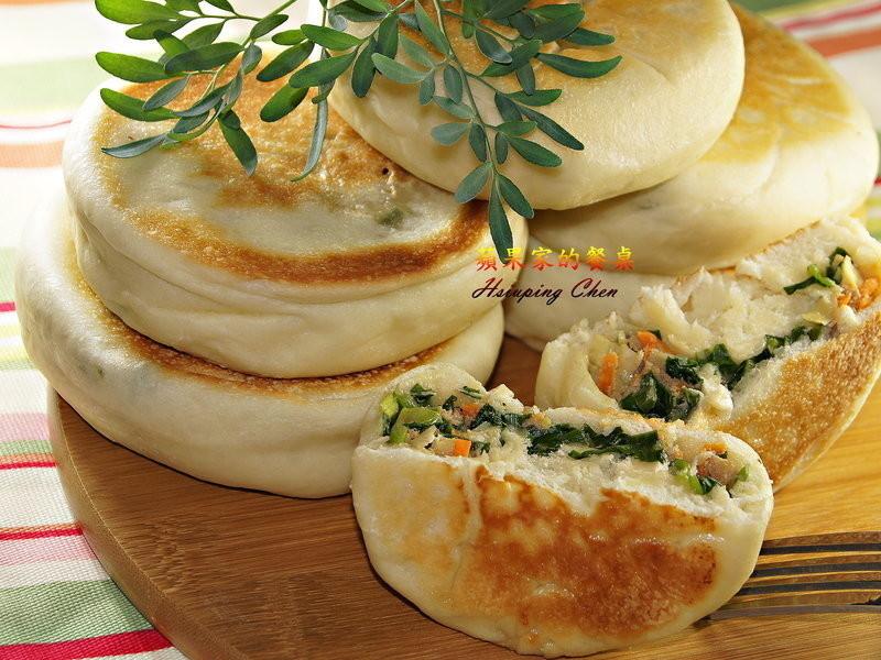滿福堡(豬肉韭菜)