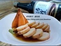 いかめし醬煮烏賊飯『淬釀日式下午茶點』