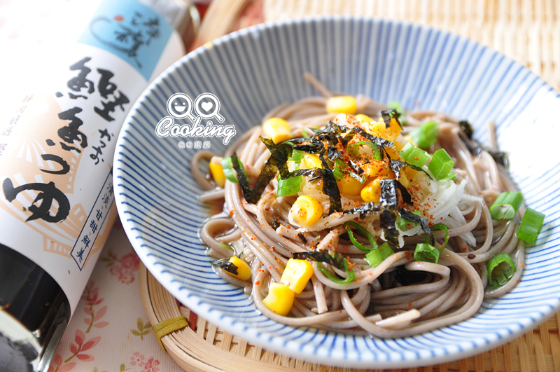 日式山藥冷麵【淬釀日式下午茶點】