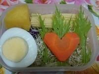 ❤甜在心地瓜醬生菜沙拉❤