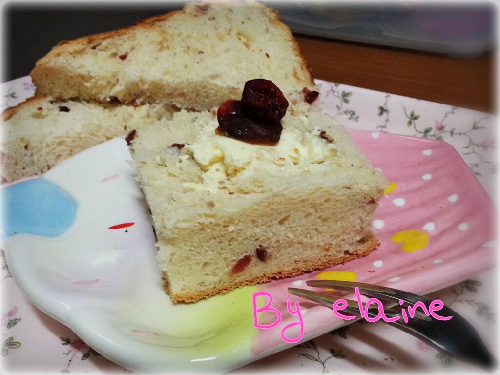 蜜莓軟吐司[Panasonic製麵包機]