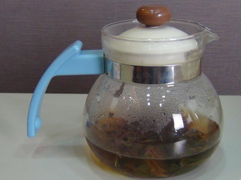 補氣茶飲─桂圓綠茶