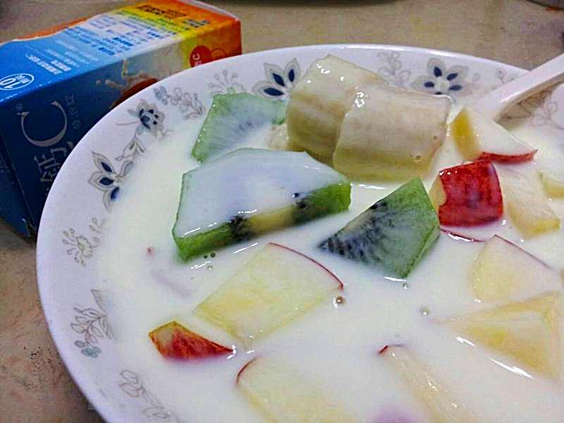 水果優格沙拉『諾鈣C發泡錠』