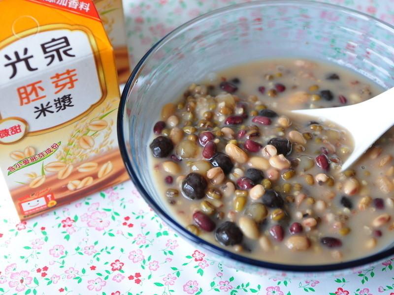 五穀甜米粥【光泉加值型植物奶】