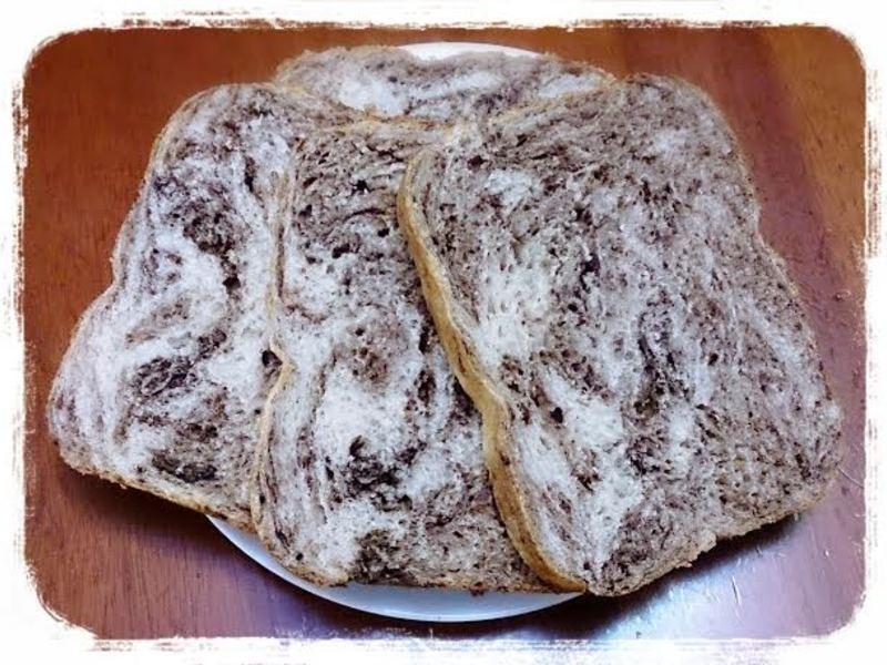 OREO餅乾吐司(麵包機)