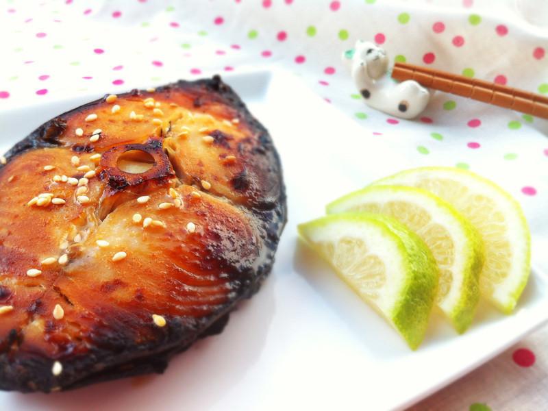 烤味噌魚-小烤箱 [淬釀日式下午茶點]
