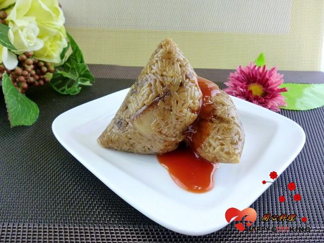 超簡版~金沙肉粽